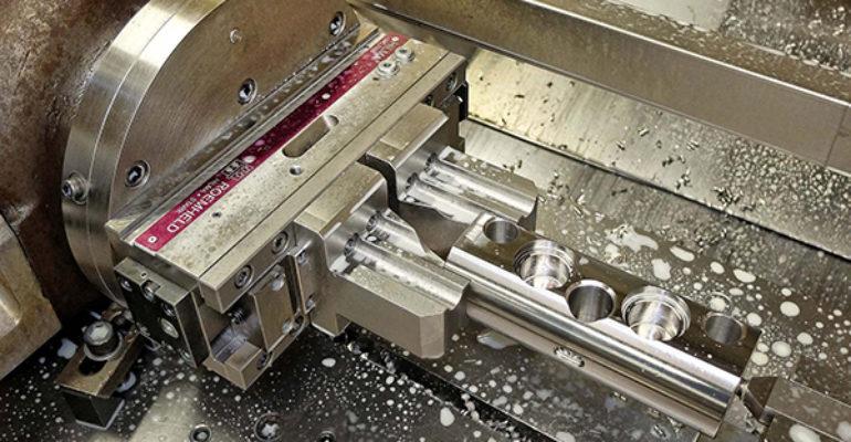 Roemheld equipment chosen for workholding on robotised VMC