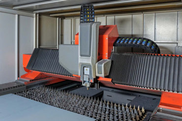 12 kW fibre laser cutting exceeds expectations