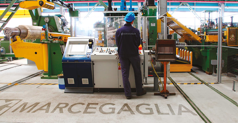 Marcegaglia Specialties: leader in the stainless steel world