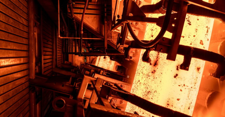 New world record in steel production