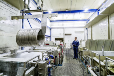 More sustainable and cleaner nickel alloy production