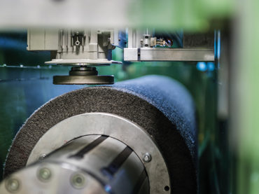 Innovative new polishing, brushing, Duplo finishing line<br/>installed by IMEAS for Nichelcrom