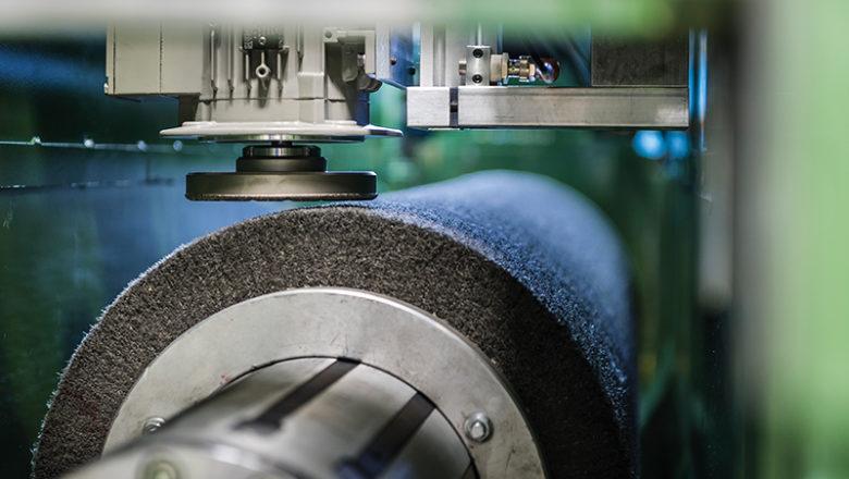 Innovative new polishing, brushing, Duplo finishing line<br/>installed by IMEAS for Nichelcrom