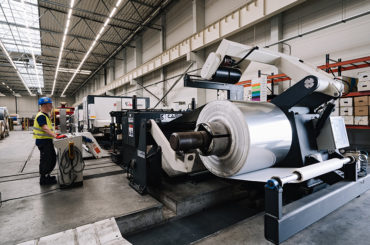Continuing investment in Timesavers machines